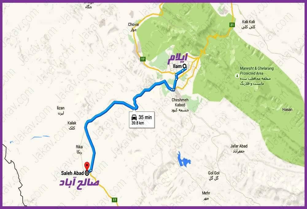 jakav.com-illam-to-saleh-abad-salehabad-city-path-masir-rah-jadeh-photo-ax